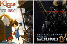 12 Film animasi Netflix terbaik sepanjang masa, super keren!