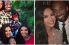 Ungkapan ketegaran Vanessa istri Kobe Bryant atas kepergian suami