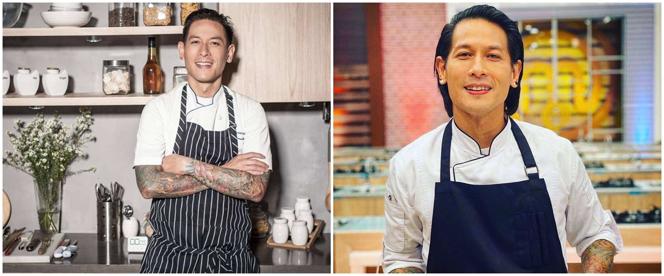 Garang di MasterChef, 6 pose nyeleneh Chef Juna ini kocak