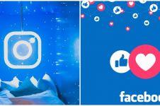 Cara memutus hubungan akun Instagram dari Facebook