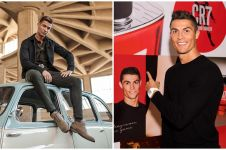 Cristiano Ronaldo cetak rekor tak terduga di Instagram