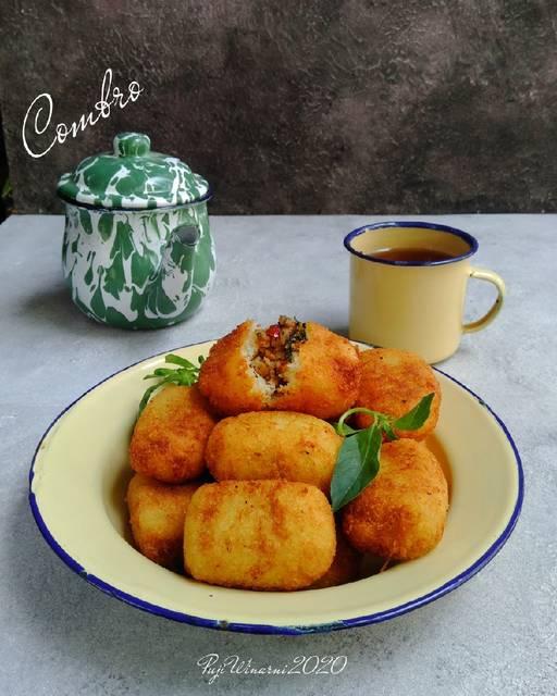 Resep kue goreng enak Instagram/@resepkuelokal  @resepjajananpasar_