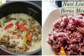 5 Resep nasi liwet, lezat, mudah, & bisa pakai rice cooker