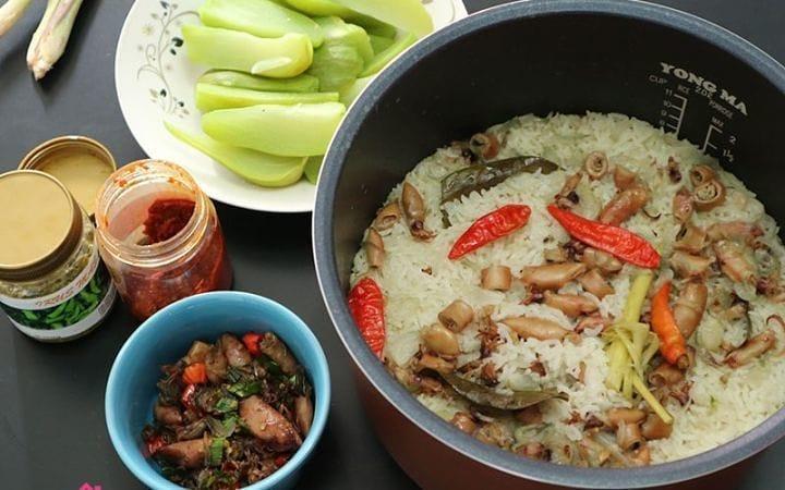 resep nasi liwet istimewa