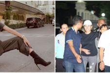6 Potret detik-detik Nikita Mirzani dijemput paksa, matanya sembab