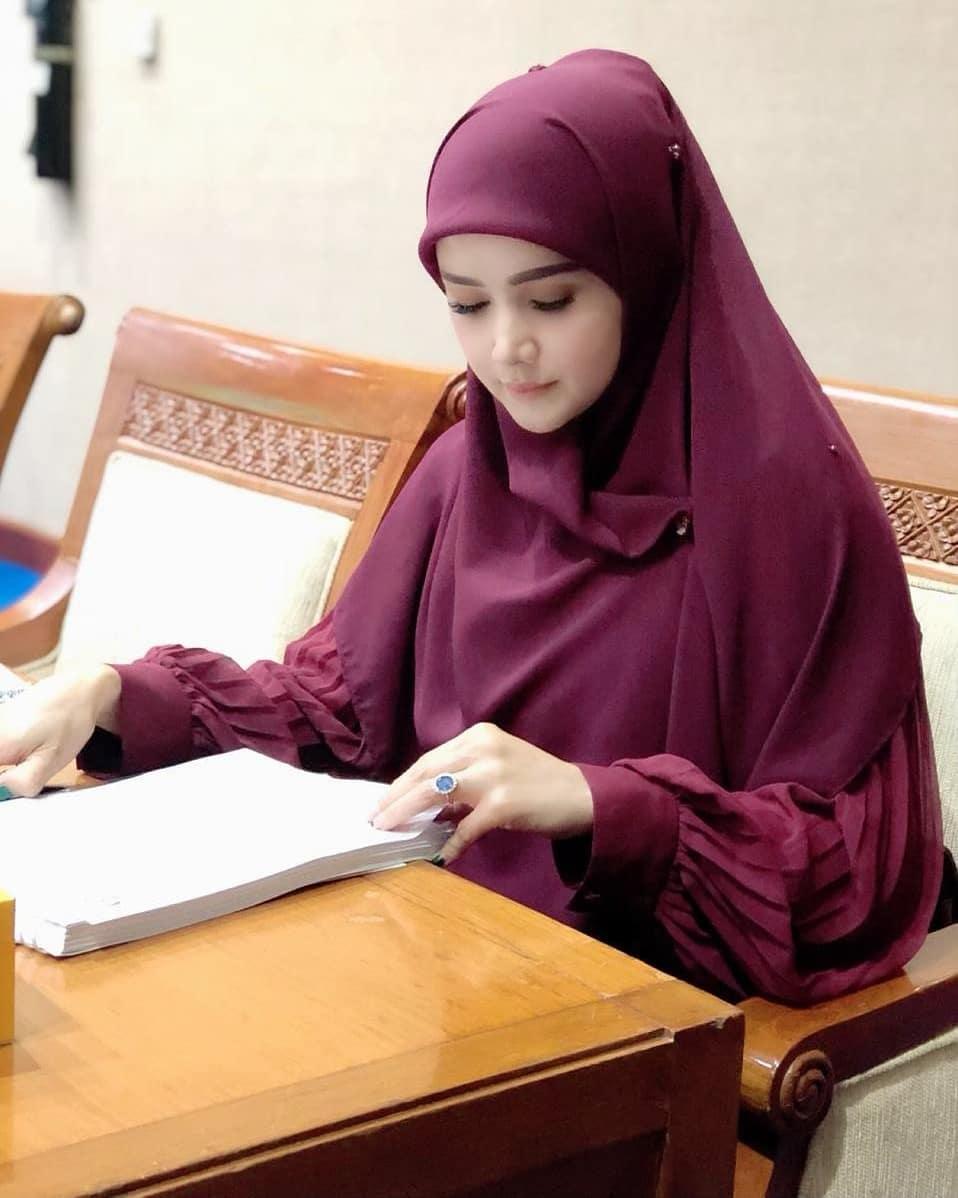 mulan hijab jadul © 2020 brilio.net