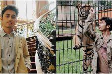 Punya rumah Rp 300 M, ini  5 koleksi hewan langka sepupu Raffi Ahmad