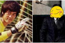 7 Potret terbaru pemeran kiper di film Shaolin Soccer, manglingi