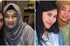 7 Potret kompak Syahnaz Sadiqah bareng ibu mertua, mantu idaman