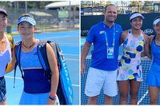 Priska Nugroho juara ganda putri junior Grand Slam Australia Open