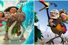 10 Film animasi petualangan terbaik, seru dan inspiratif