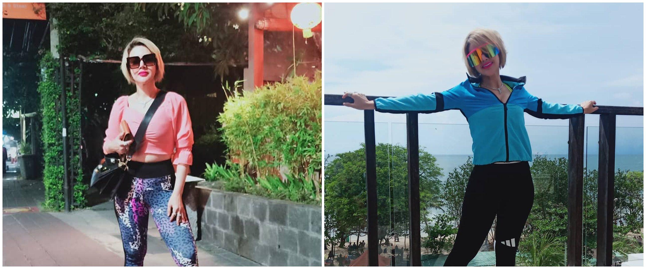 7 Gaya Barbie Kumalasari saat liburan di Bali, curi perhatian