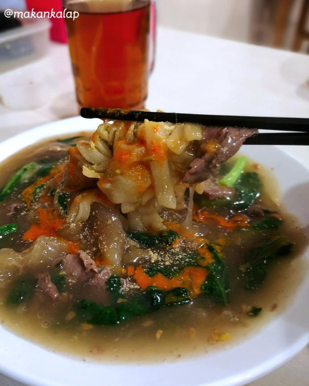 Tempat makan legendaris khas Jakarta © 2020 brilio.net