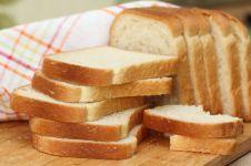 Ini penjelasan roti tak boleh disimpan di kulkas