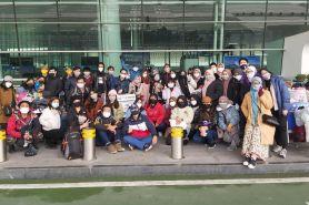 5 Fakta penjemputan WNI dari Wuhan, sudah tiba di Natuna