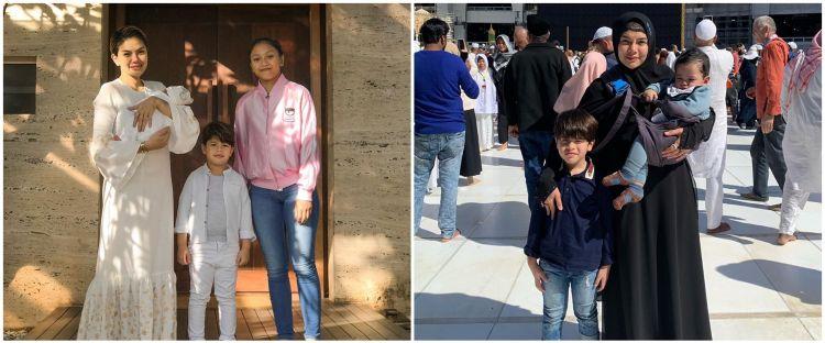 11 Momen hangat Nikita Mirzani & ketiga anaknya, bukti mama idaman