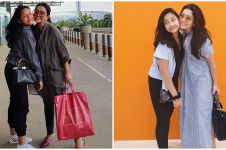 10 Potret kompak Mayangsari & sang putri, gayanya curi perhatian