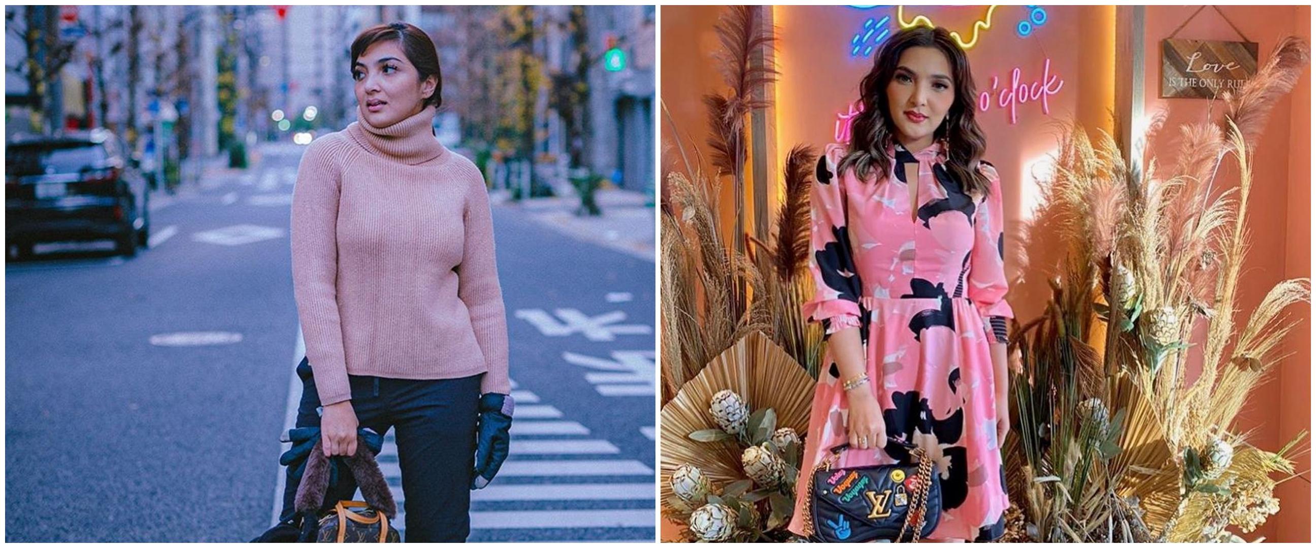 Tampil pakai outfit neon pink, Ashanty disebut mirip Alda Risma