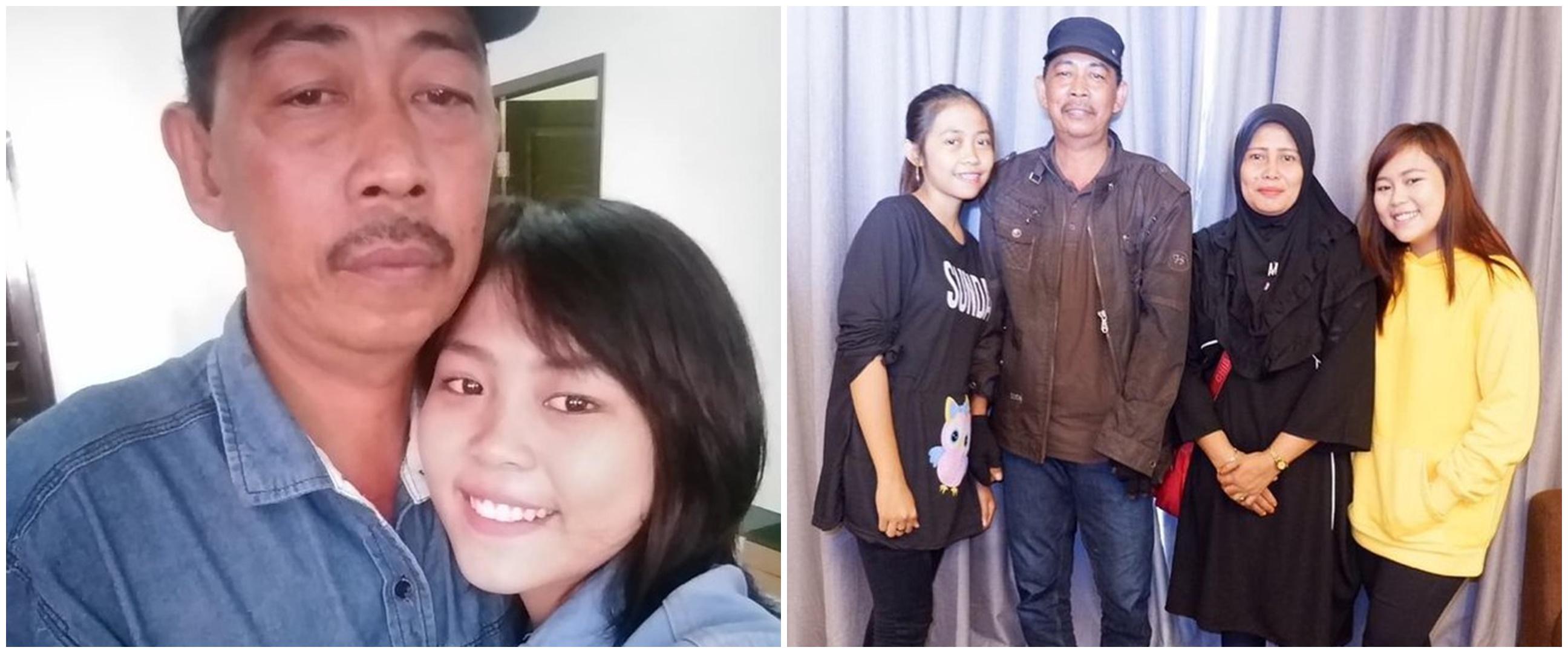 9 Potret Selfi LIDA bareng mendiang ayahnya, penuh kenangan