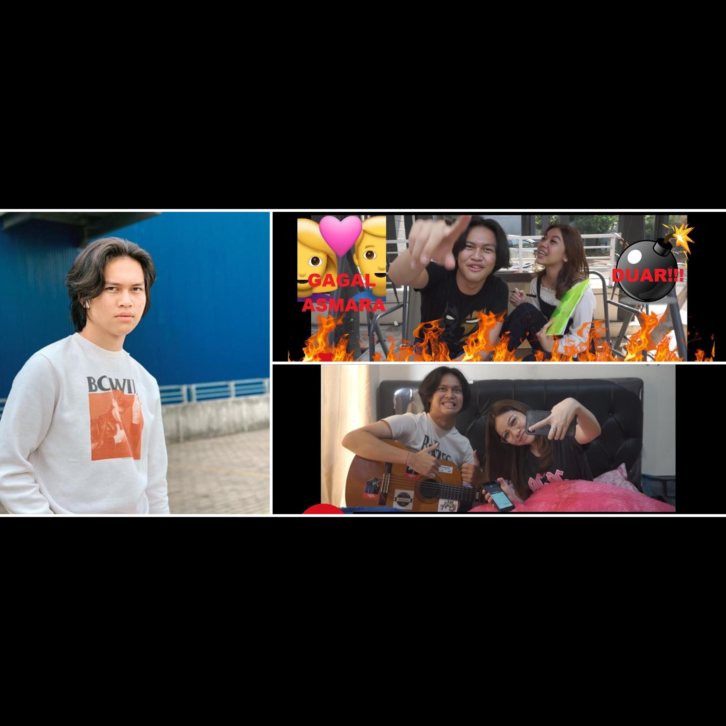 5 Momen kompak YouTuber Fahsya Attaramzi & kakak yang indigo