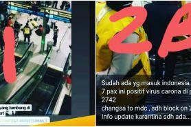 4 Foto kejadian virus Corona di Indonesia ini ternyata hoaks