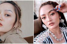 6 Potret terbaru Siti Badriah usai filler bibir, makin seksi