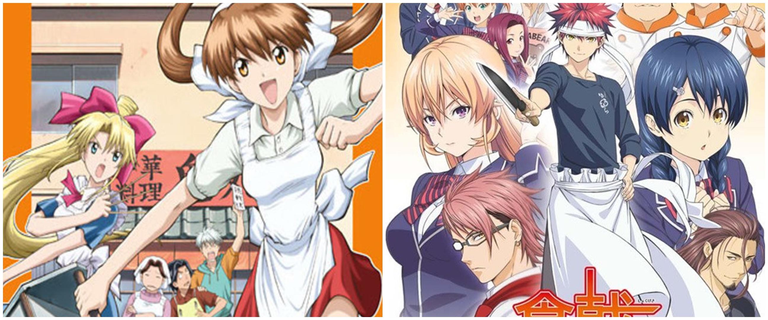 8 Anime Jepang tentang kuliner, bikin ngiler
