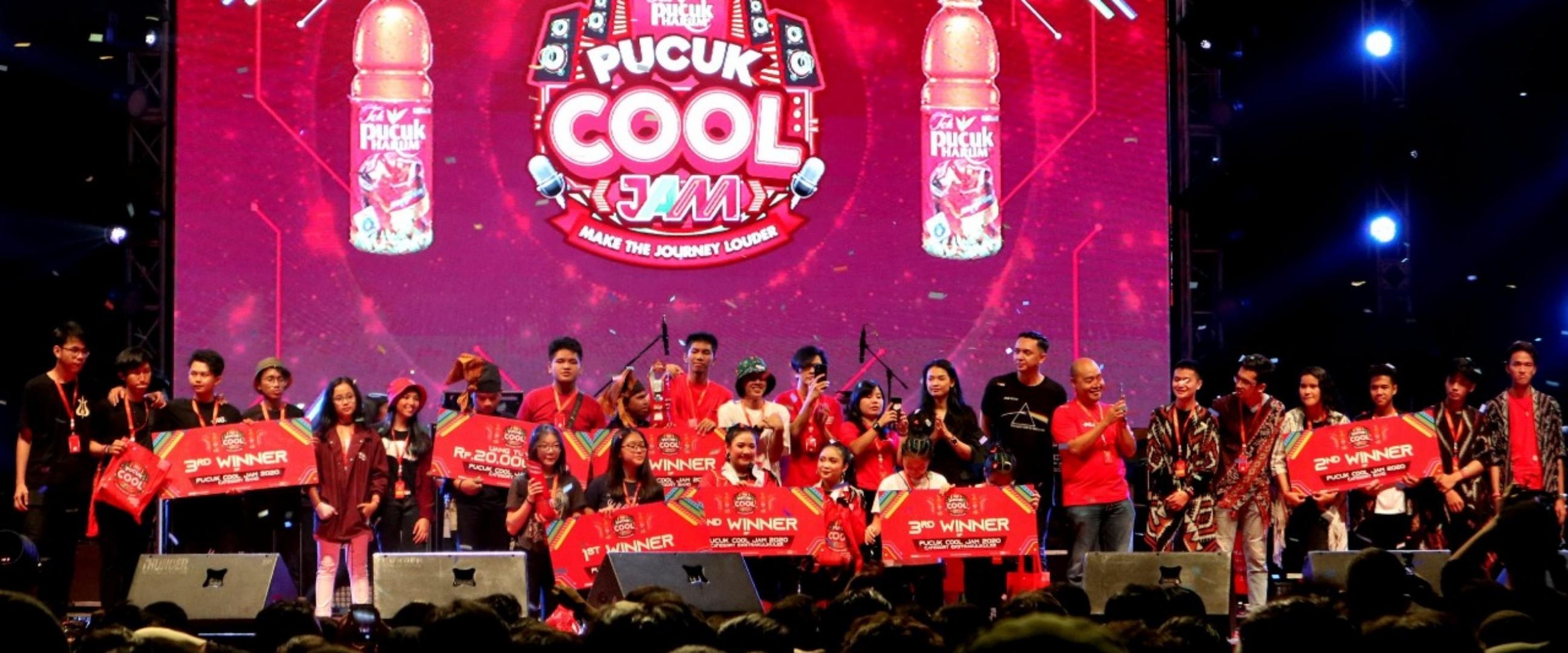 Nih 2 Juara Pucuk Cool Jam 2020 Make The Journey Louder