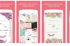 10 Aplikasi untuk membuat undangan pernikahan paling keren