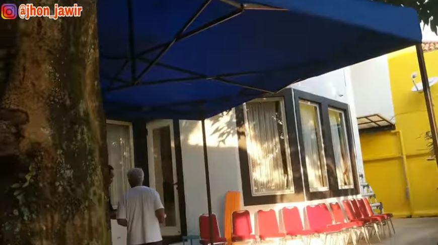 rumah Komeng instagram