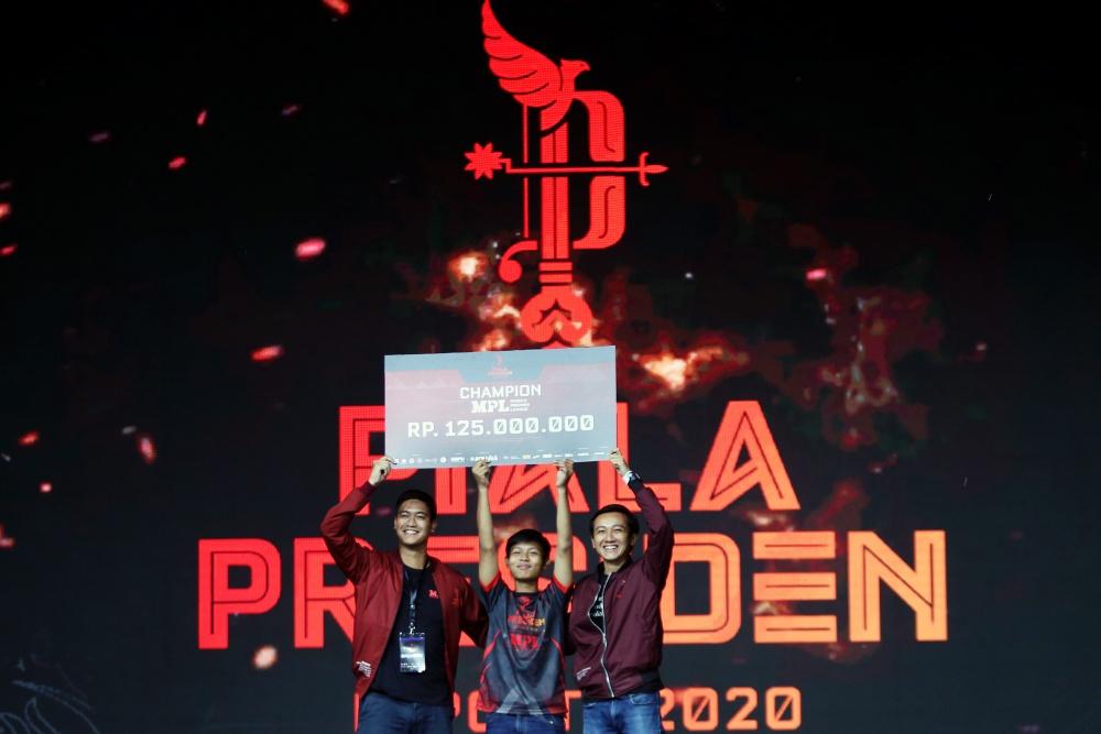 Piala Presiden 2020 © 2020 brilio.net