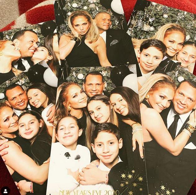 7 Momen kedekatan Jennifer Lopez & anak-anak, ada manggung bareng Instagram @jlo