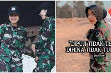 Pesona 6 prajurit TNI cantik ini bikin salah fokus