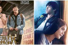 10 Film terbaik dibintangi Jefri Nichol, terbaru Habibi & Ainun 3