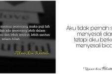 50 Kata-kata quote bijak Islami Umar bin Khattab