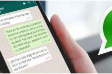 Trik bikin WhatsApp seolah belum dibaca padahal sudah dibuka