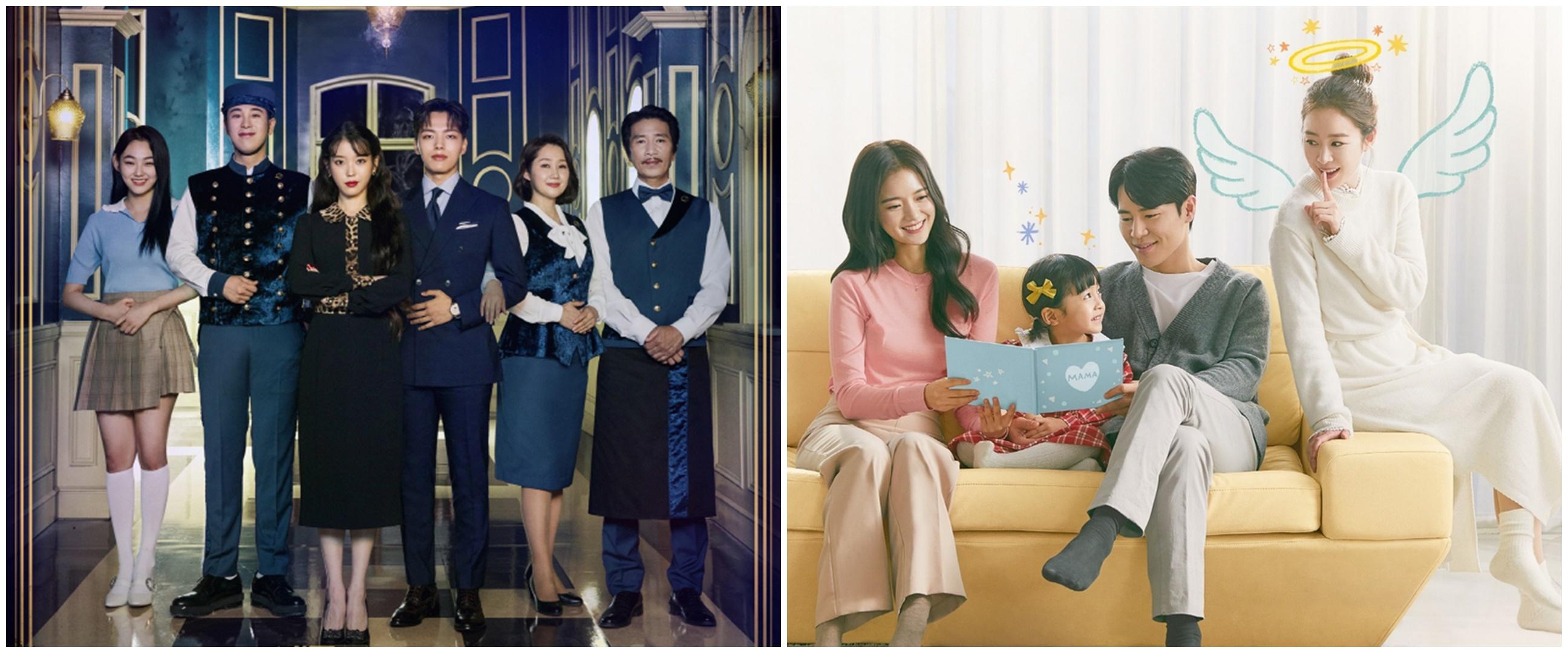 7 Drama Korea kisahkan hantu cantik, terbaru Hi Bye Mama!