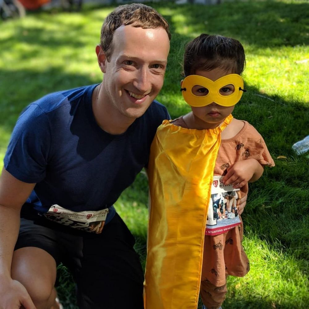 fakta unik Mark Zuckerberg instagram