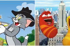 7 Film kartun tanpa dialog terlucu, Tom & Jerry hingga Larva