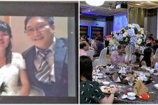 Kisah pasangan menikah dengan live streaming karena virus Corona
