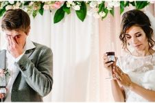 Viral kisah pengantin ditipu wedding organizer di hari pernikahan