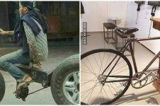 10 Sepeda modifikasi ini lucunya bisa bikin geleng kepala