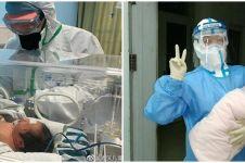 Seorang bayi positif terjangkit virus Corona saat usia 30 jam