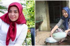 5 Potret dapur kotor di rumah Muzdalifah, jadi sorotan