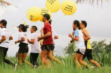 Maybank Indonesia kembali gelar ajang maraton kelas dunia di Bali