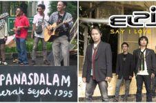 35 Poster grup band Indonesia paling lucu, desainnya absurd abis