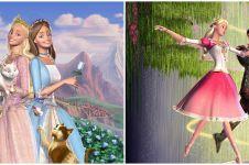 7 Film kartun Barbie terbaik, nostalgia masa kecil
