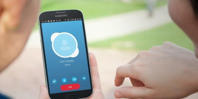 Cara mengubah foto profil di Skype istimewa