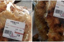 Viral intip goreng dijual Rp 100 ribu, begini penampakannya