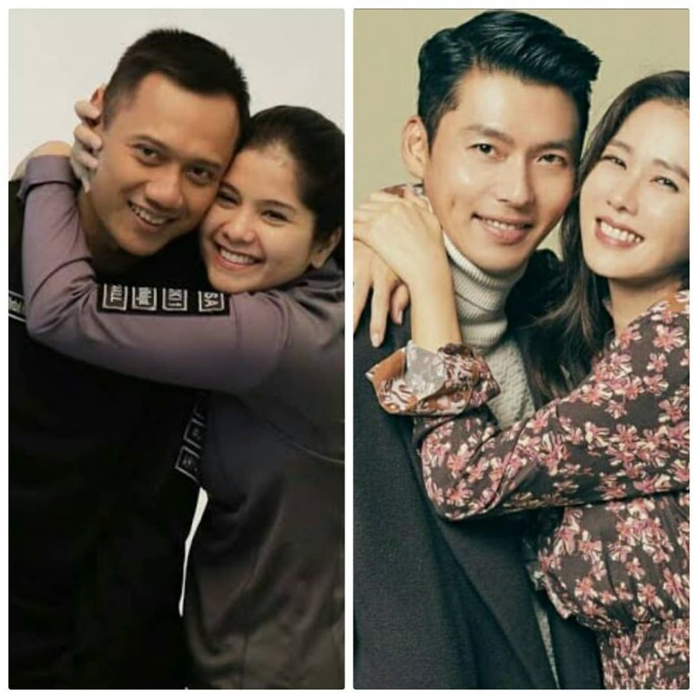 AHY dan Hyun Bin instagram